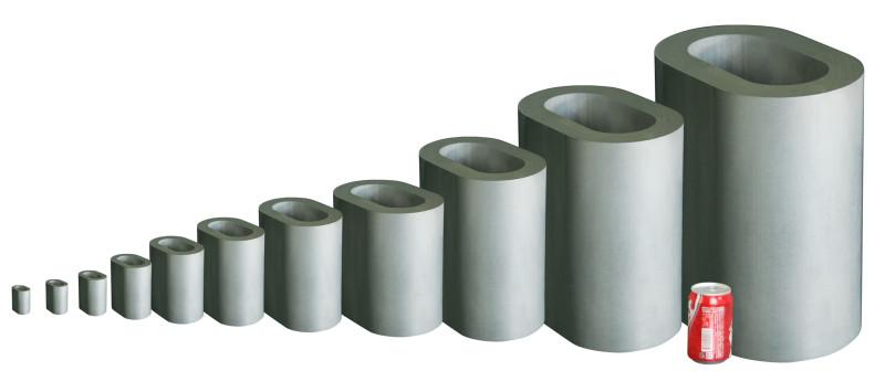 九春工业生产的铝套,直径1-128mm