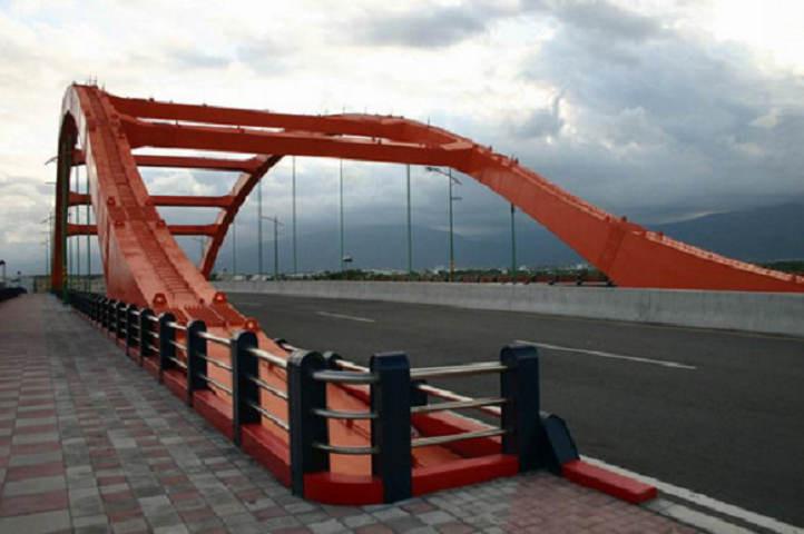 九春工业桥索预力系统参与台湾日光大桥工程