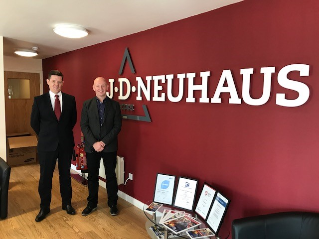 LGH Acquire JDN's Rental business (2)