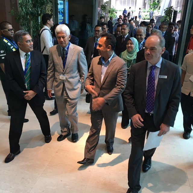 Vip Tour by Datuk Wan Zulkiflee Wan Arrifin, President & Group CEO of PETRONAS